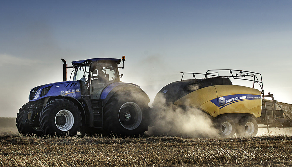 New Holland Landbouw